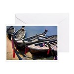 Thai Longtails Greeting Cards (Pk of 10)