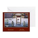 Wat Pho Gateways Greeting Cards (Pk of 20)