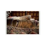 Buddha Reclining Rectangle Magnet (100 pack)