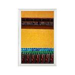 Kek Lok Si Buddhas Rectangle Magnet (100 pack)