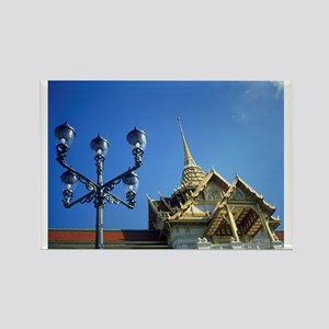 The Grand Palace #1 Rectangle Magnet