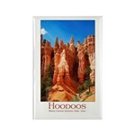 Bryce Hoodoos Rectangle Magnet