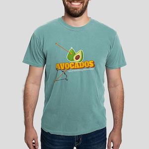 Funny Archery Avocado are Fletching Awesom T-Shirt