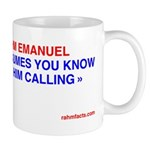 """Calling"" Mug"