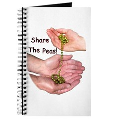 Share The Peas Journal