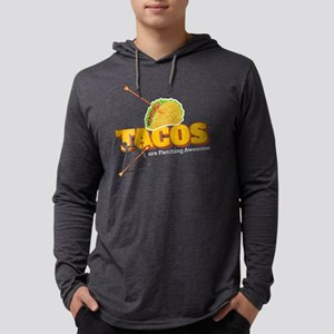 Funny Archery Tacos are Fletch Long Sleeve T-Shirt
