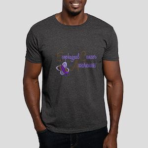 EC Awareness Butterfly 2 Dark T-Shirt