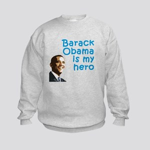 Obama Kid Kids Sweatshirt