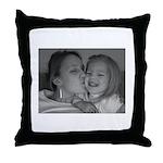 Custom PhotoThrow Pillow