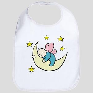 Moon Baby Bib