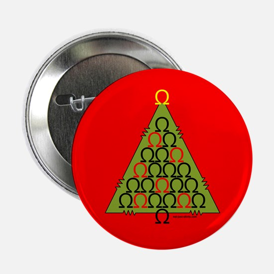 "Ohm Tree 2.25"" Button"