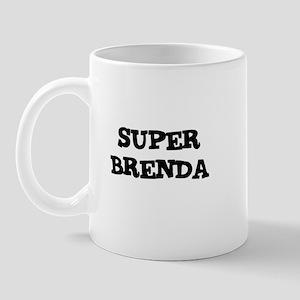 Super Brenda Mug
