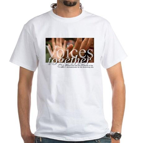 Voices Together White T-Shirt