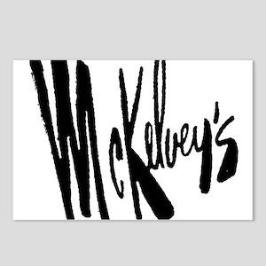 McKelvey's Postcards (Package of 8)