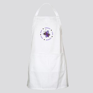 Hope Courage Butterfly 2 EC BBQ Apron