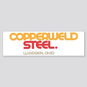 Copperweld Steel Bumper Sticker