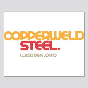 Copperweld Steel Small Poster