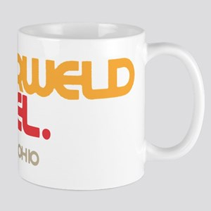 Copperweld Steel Mug
