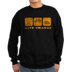 Give Thanks Sweatshirt (dark)