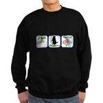 Phil, Shadows, Spring Sweatshirt (dark)