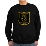 Porchville Police Sweatshirt (dark)