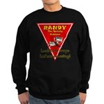 Randy Raccoon Sweatshirt (dark)