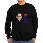 Boy Inner Geek Sweatshirt (dark)