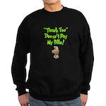 Thank You Sweatshirt (dark)