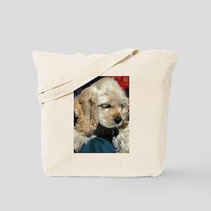 Cocker Tote Bag