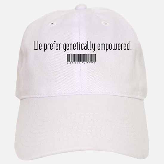Genetically Empowered Baseball Baseball Cap