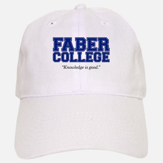 Faber College Baseball Baseball Cap