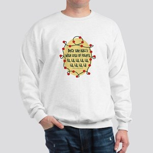 Deck the Hospital Halls Sweatshirt