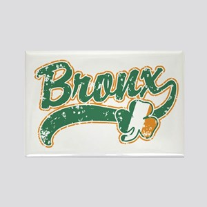 Bronx Irish Rectangle Magnet