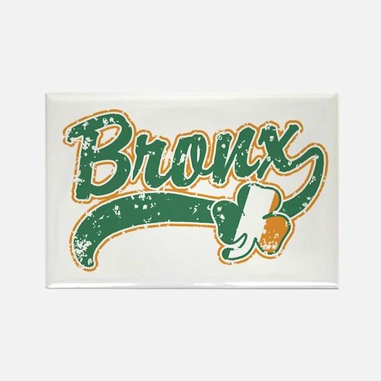 Bronx Irish Rectangle Magnet