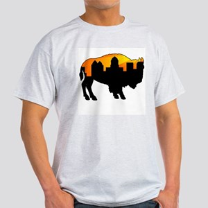Sunny Day Skyline Light T-Shirt