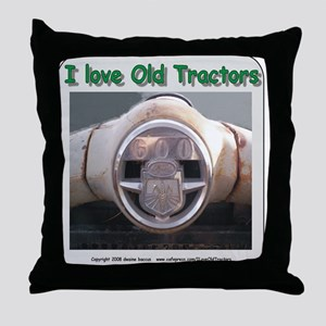 Ford 600 Throw Pillow
