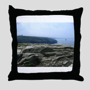 Tintagel Throw Pillow