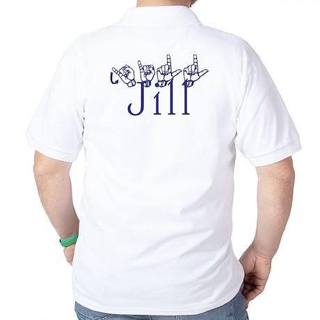 Interpreter/Jill Golf Shirt