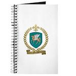 MENARD Family Crest Journal