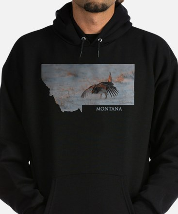 Montana Sharptail Grouse Sweatshirt