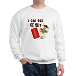 I Can Has Red Envelope? Sweatshirt