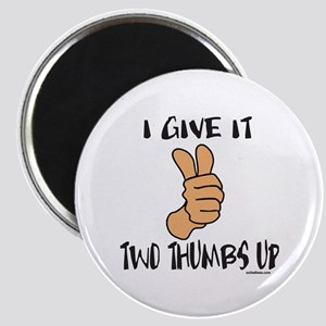 TWO THUMBS UP Magnet
