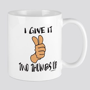 TWO THUMBS UP Mug