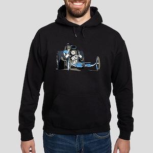 Vintage Top Fuel 1 Hoodie (dark)