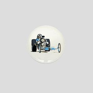 Vintage Top Fuel 1 Mini Button