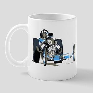 Vintage Top Fuel 1 Mug