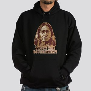 Trust the Government Hoodie (dark)