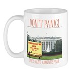 They Have Another Plan Mug