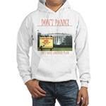 They Have Another Plan Hooded Sweatshirt
