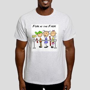 Fun at the Fair Light T-Shirt